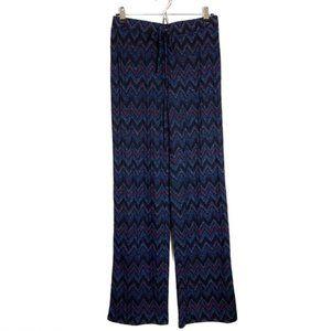 JOE B Size Medium Hippie Pants Chevron Pattern NWT